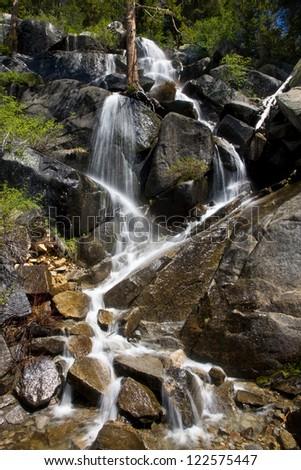 Western Waterfalls 35 - stock photo
