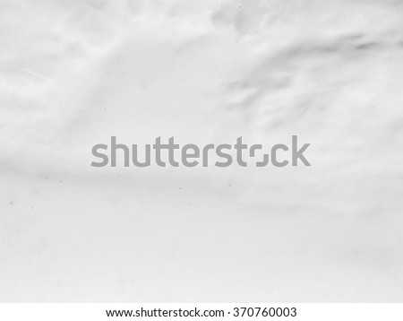 wet old white paper texture - stock photo