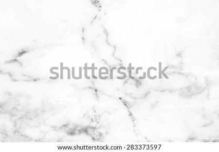 white marble background - stock photo
