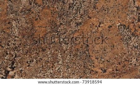 1x4ft Sample of Bordeaux Granite - stock photo