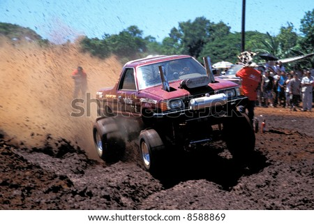 4x4 Mud Truck Pictures 4x4 Truck in Mud Bog