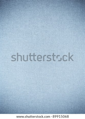 a background made of a textured canvas - stock photo