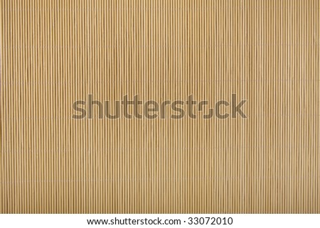 A background made of bamboo sticks. - stock photo
