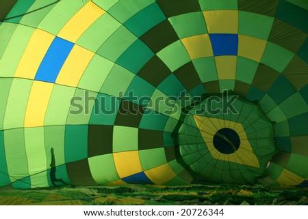 A balloon - stock photo