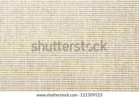 a beige floor mat, a closeup shot - stock photo