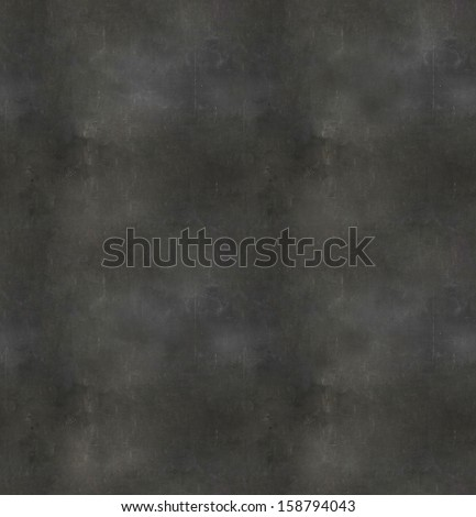 A Blank Blackboard Illustration for use as a Background Texture - stock photo