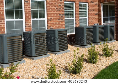 air conditioning units stock photos images pictures