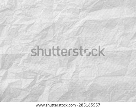 A close-up of rough paper texture - stock photo