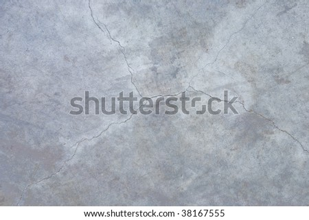 A close up on a concrete floor background texture. - stock photo