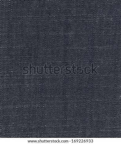 A close-up shot of denim jeans./Jeans background - stock photo
