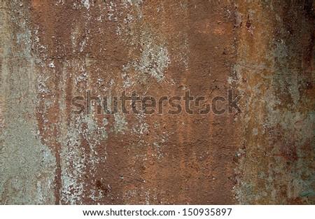 A closeup of a brick. - stock photo