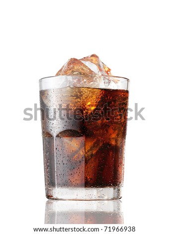 A cola - stock photo