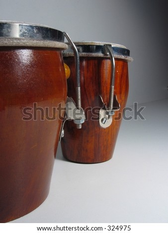 A drum - stock photo