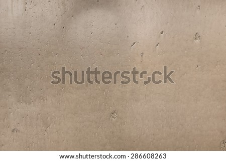 A grey concrete wall on a background - stock photo