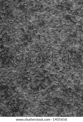 A highly textured background showing fibers and pulp. - stock photo