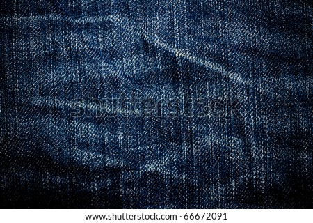 a jeans background or texture - stock photo
