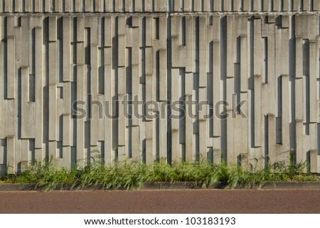 Precast concrete stock photos images pictures for Precast texture