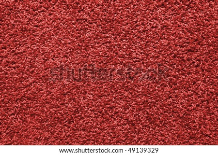 a red carpet texture - stock photo
