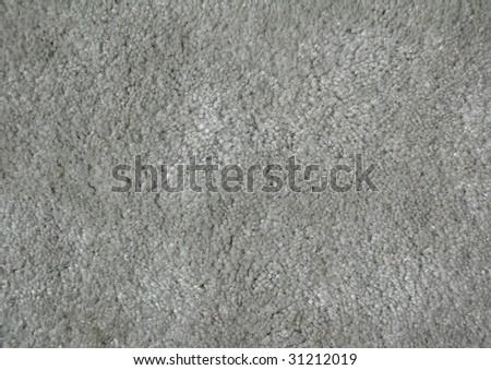 A sample of grey monochrome carpet. - stock photo