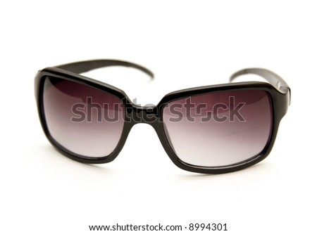 A set of tinted sunglasses - stock photo