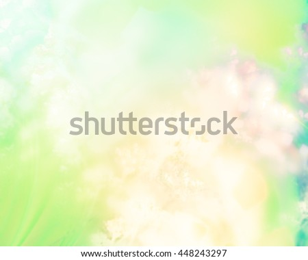 A touching and delicate summer abstract texture . spring or summer   background in pastel tones - stock photo