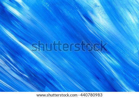 Abstract acrylic striped texture background with space for text. Hand paint brush texture. Dynamic Brush Stroke.  - stock photo