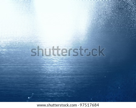 Abstract background, blue - stock photo