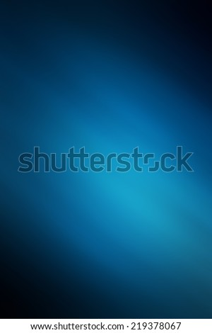 abstract background blue and black - stock photo