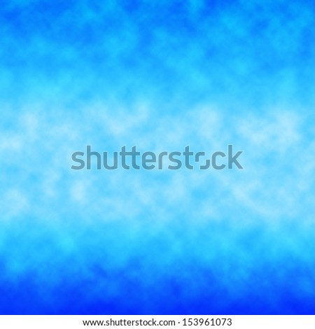 Abstract background blue colour - stock photo