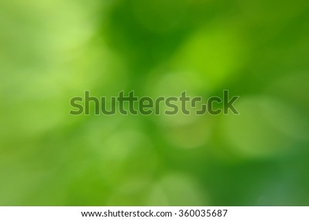 abstract background blur nature - stock photo