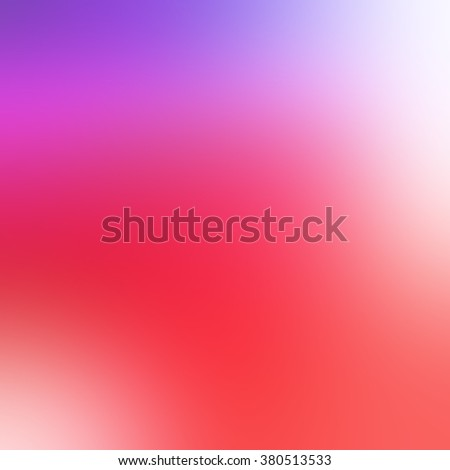 abstract background blur, smooth textured background, bright soft pink and purple gradient color background - stock photo