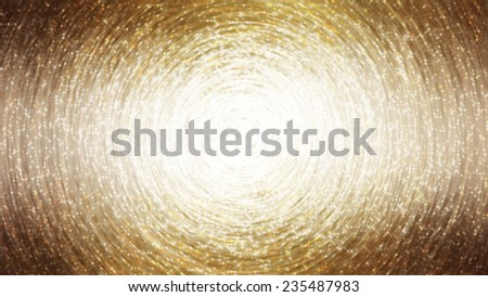 abstract background. brilliant gold circles for background - stock photo