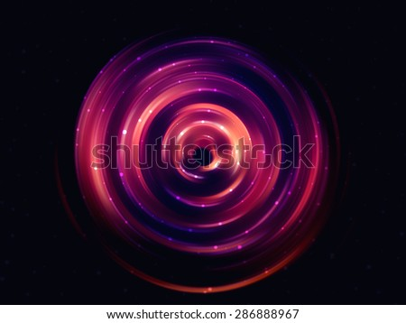 abstract background. brilliant red circles for background  - stock photo