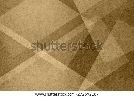 abstract background. Brown and white background. triangle background.  - stock photo