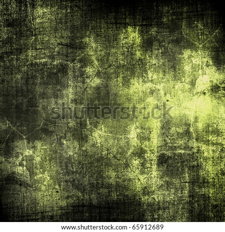 abstract background cracked old cement wall - stock photo