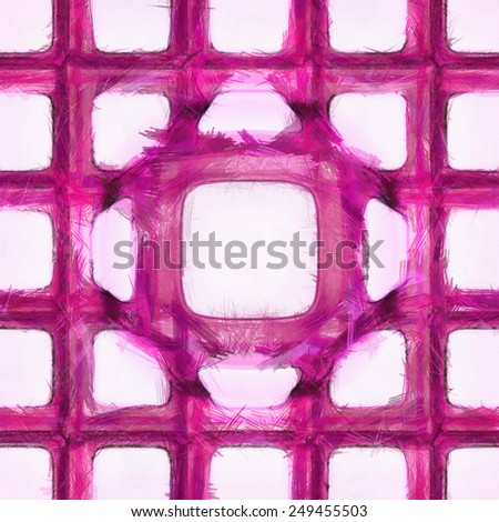Abstract background. 3d render with paint effect. - stock photo