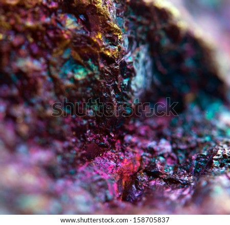 Abstract background from a mineral. - stock photo
