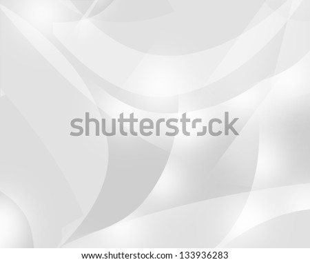 Abstract background gray toned and waves - stock photo