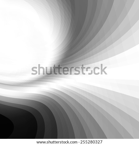 abstract background grey shades - stock photo