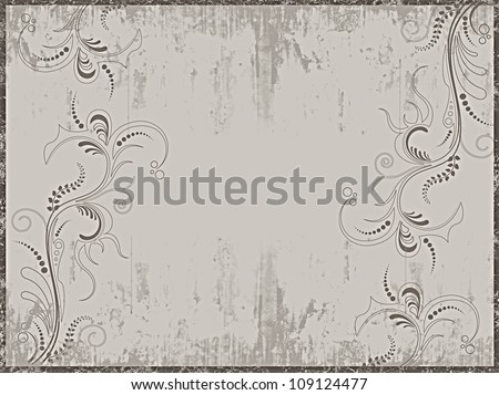 Abstract background grunge - stock photo