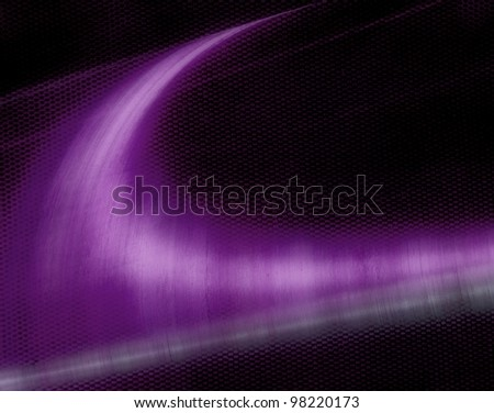 Abstract background, metallic shine, violet. - stock photo