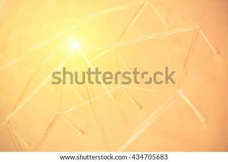 Abstract background networking social or media internet and communication concept. - stock photo
