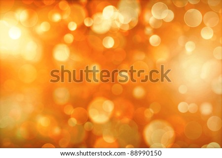 Abstract background of holiday lights. Christmas abstract bokeh - stock photo