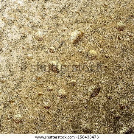 Abstract background of lines. Wave. Raindrops. Illustration. - stock photo