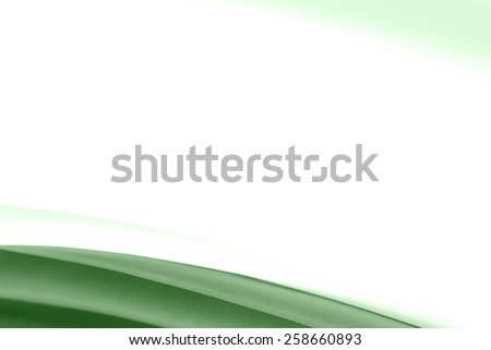 abstract background of luxury green thai silk smooth line - stock photo