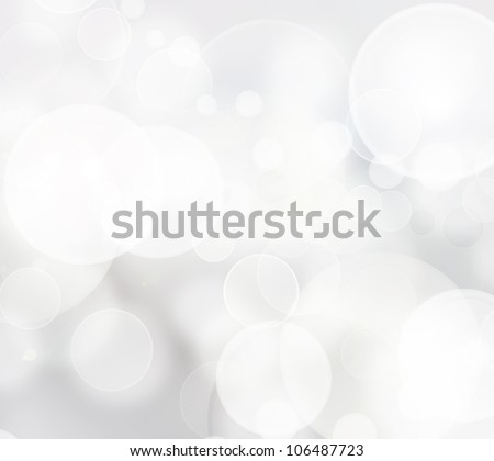 abstract background of white light - stock photo