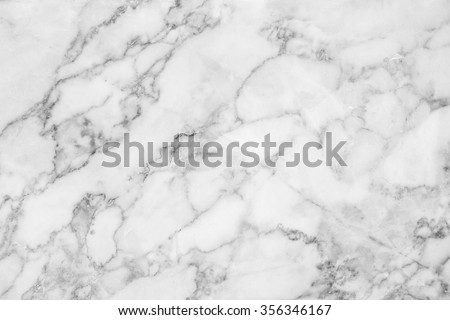 Abstract background of white marble - stock photo
