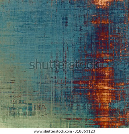 Abstract background or texture. With different color patterns: yellow (beige); blue; gray; red (orange) - stock photo