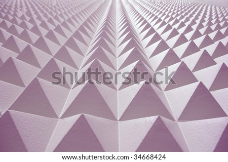 Abstract background perspective - stock photo