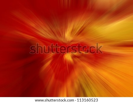 Abstract background red - stock photo